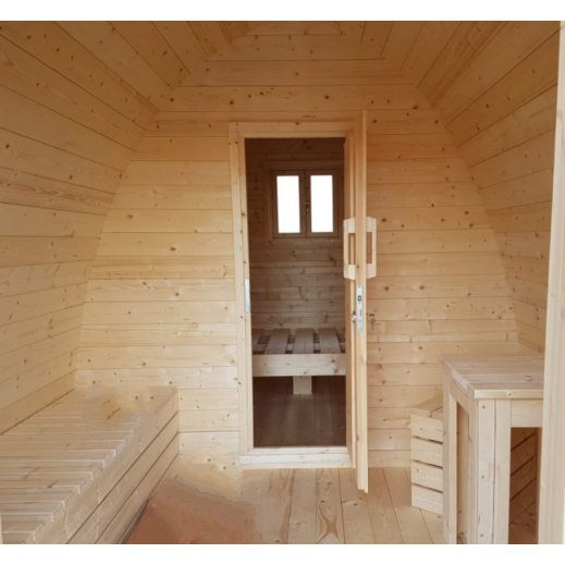 Camping lodge POD 11 m²