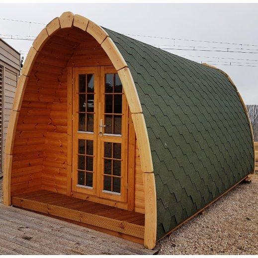 Camping lodge POD