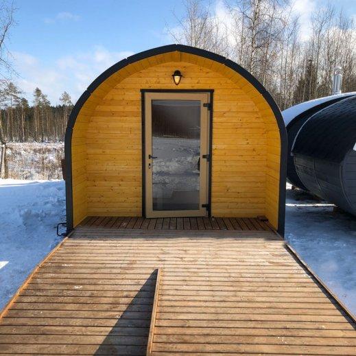 Camping POD full PMR