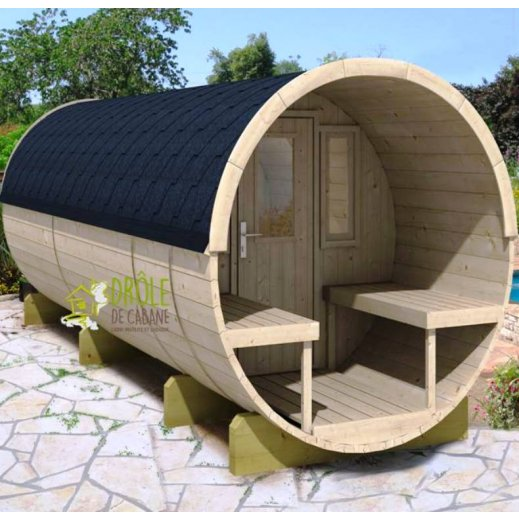 Camping tonneau 4 couchages