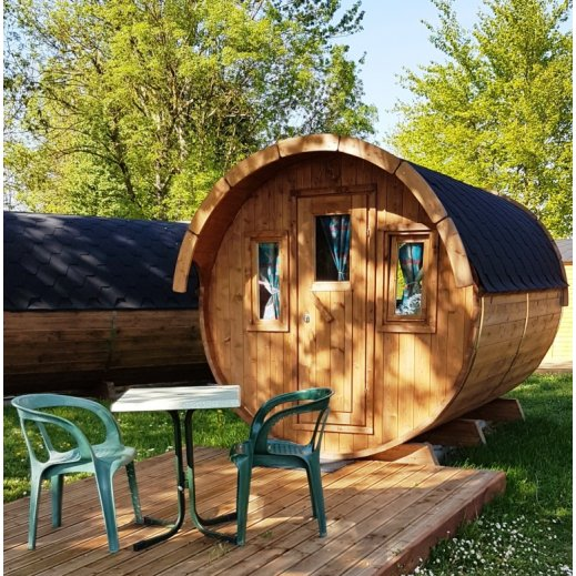 Camping tonneau chambre d'hote 2 couchages