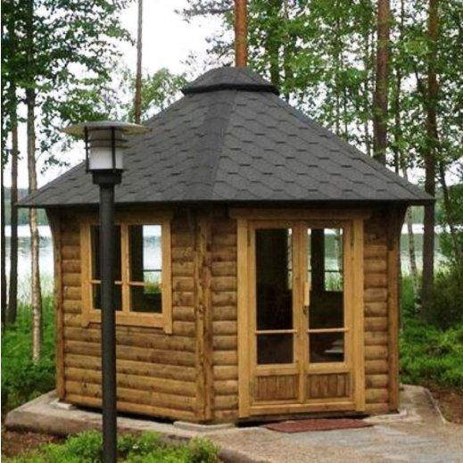 Pavillon restaurant grill