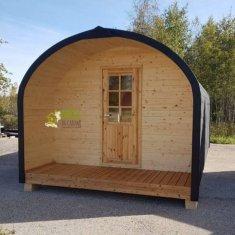 Camping MEGA POD kit ≈ 14m²