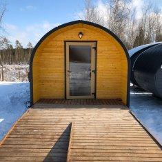 Camping MEGA POD kit PMR