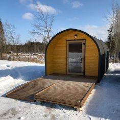 Camping POD SUITE kit PMR