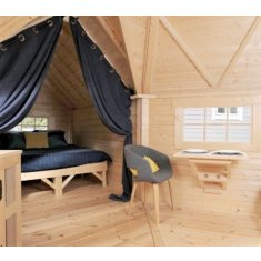 Eco house 12m² avec extension = 16m²