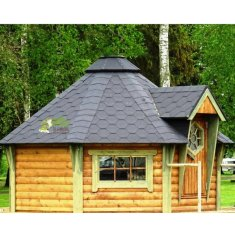 Eco house 12m² - octogonale