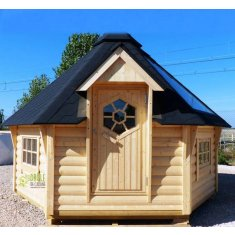 Eco house 9m² - hexagonale