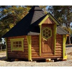 Eco house 9m² - hexagonale