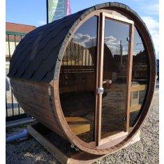 Terrasse Sauna DELUXE