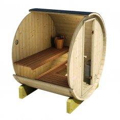 Terrasse Sauna (DELUXE)