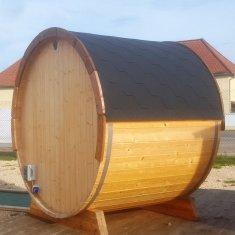 Terrasse Sauna - kit