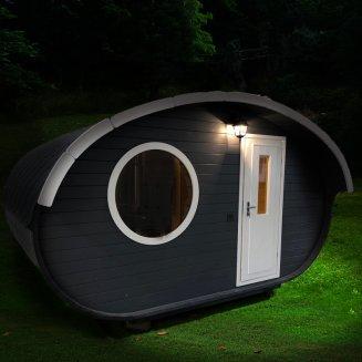 Camping Hobbit Monté équipé