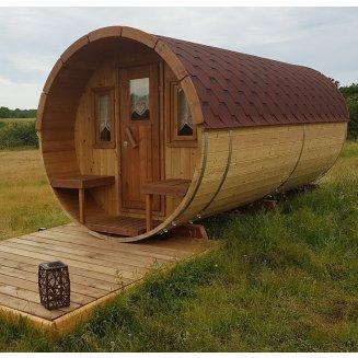 Camping tonneau 4m80 monté