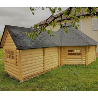 Eco house 16m² avec extension