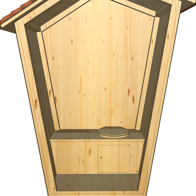 Kit toilettes sèches (Drôle de Cabine) – Drôle de Cabane
